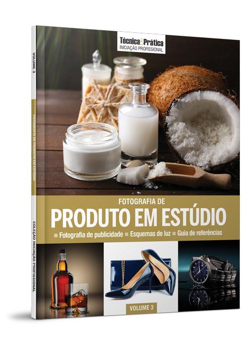 Coleção T&P Iniciação Profissional: Fotografia de Produto em Estúdio