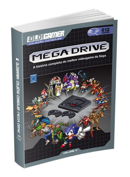 Dossiê OLD!Gamer Volume 04 : Mega Drive