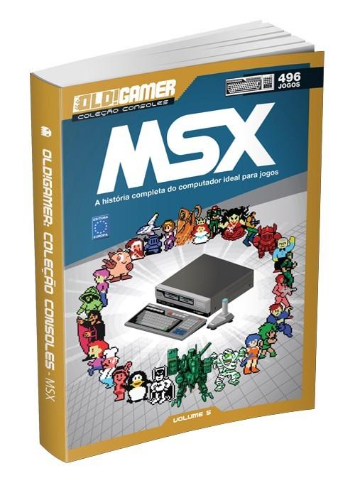Dossiê OLD!Gamer Volume 05 : MSX