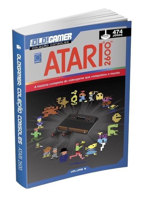 Dossiê OLD!Gamer Volume 06 : Atari 2600