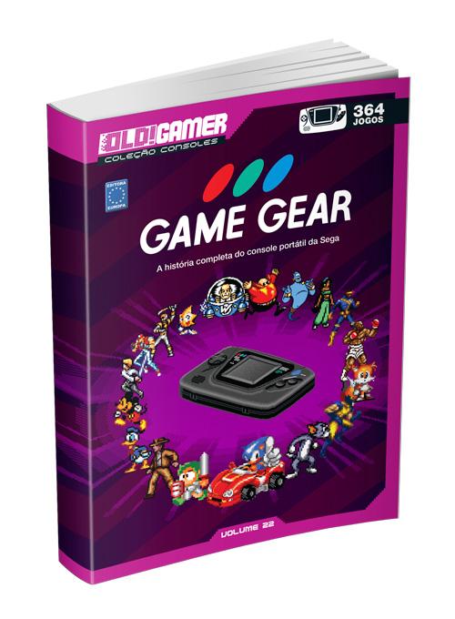Dossiê OLD!Gamer Volume 22: Game Gear