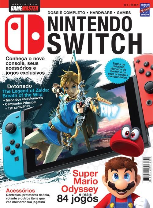 Especial Game Master: Nintendo Switch