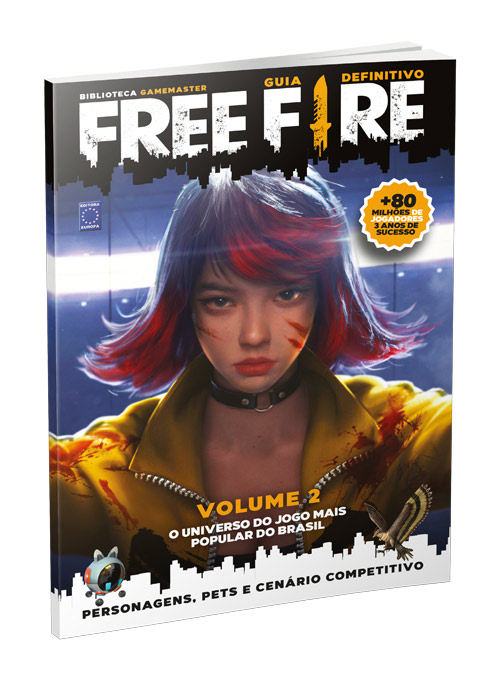 Guia Definitivo Free Fire - Volume 2