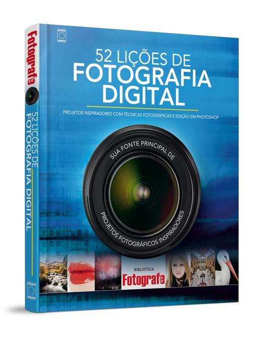Livro - 52 Lições de Fotografia Digital