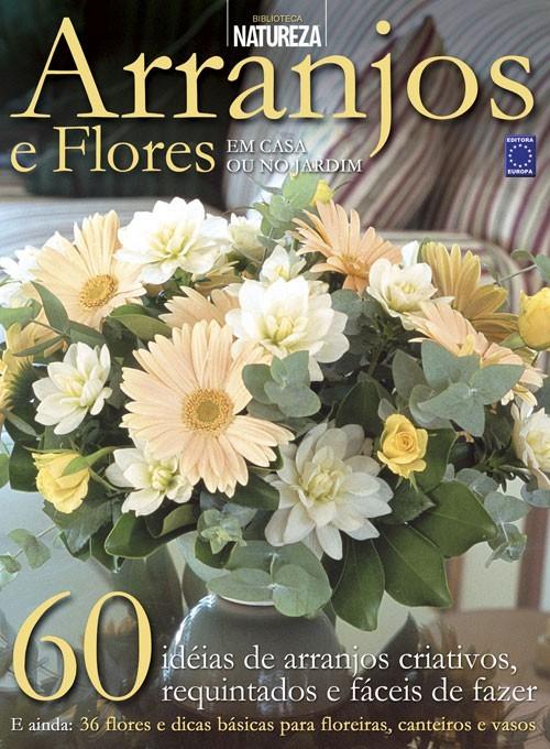 Livro - Arranjos & Flores (Capa Dura)