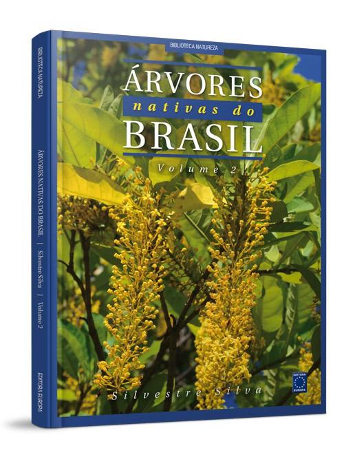 Livro - Árvores Nativas do Brasil Volume 2
