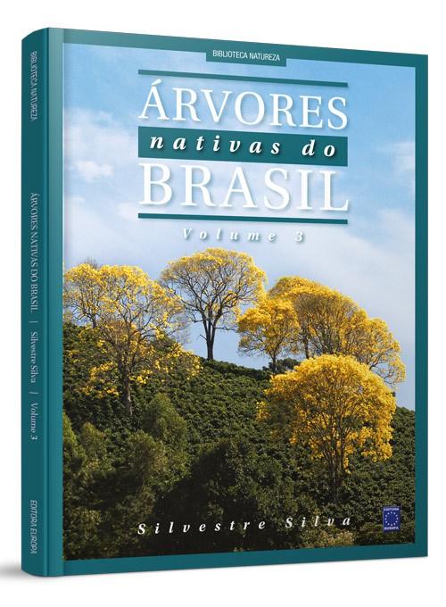 Livro - Árvores Nativas do Brasil Volume 3