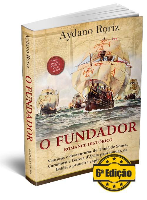 Livro - O Fundador 6a Edição