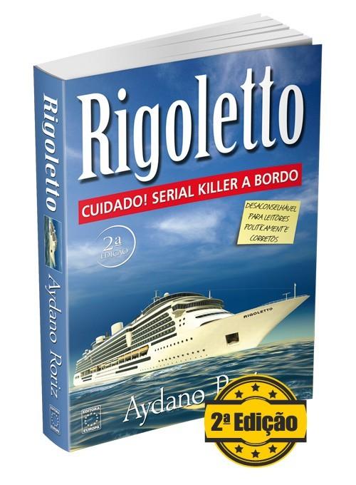 Livro - Rigoletto - 2ª edição