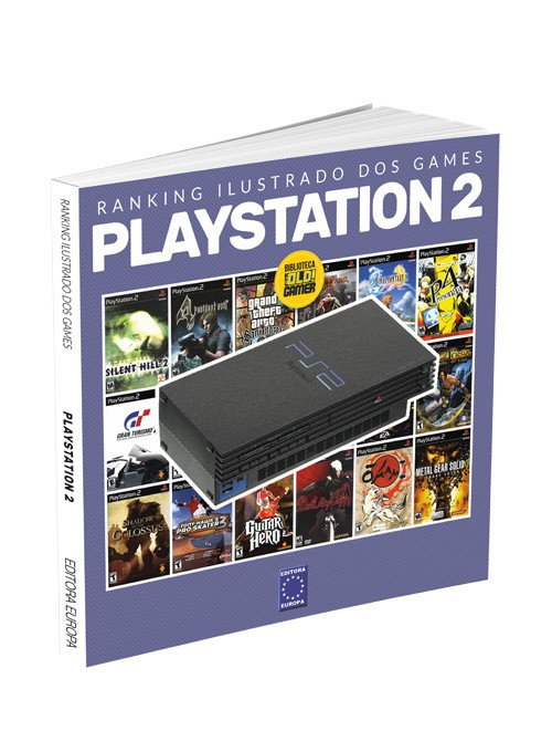 Ranking Ilustrado dos Games: PlayStation 2