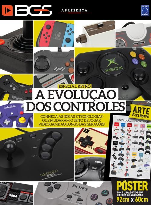 Revista Superpôster - A Evolução dos Controles (Sem dobras)