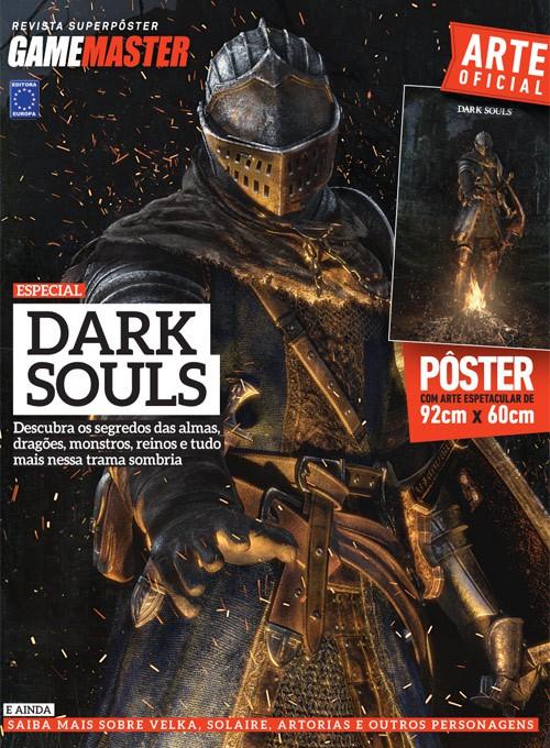 Revista Superpôster - Dark Souls