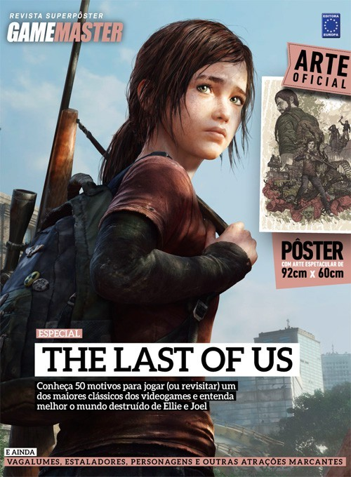 Revista Superpôster Ed.42 - The Last Of Us