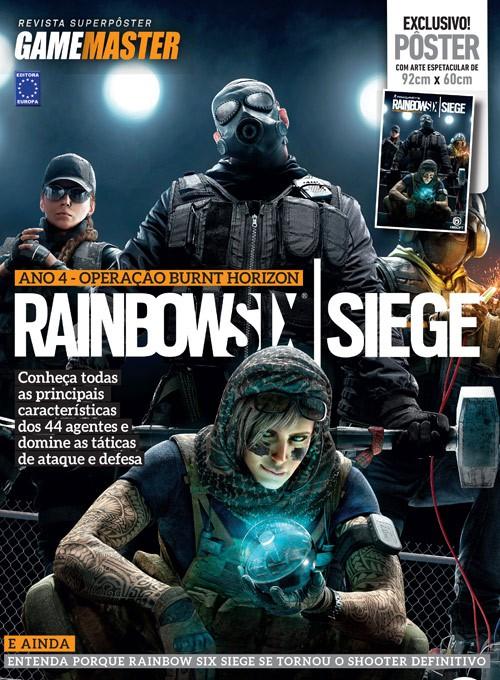 Revista Superpôster - Rainbow Six