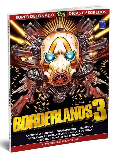 Super Detonado Dicas e Segredos - Borderlands 3