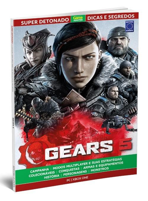 Super Detonado Dicas e Segredos - Gears of War 5