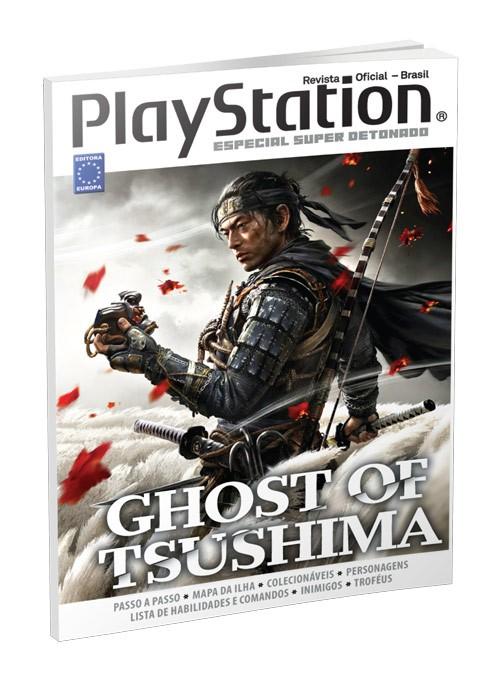 Super Detonado Dicas e Segredos - Ghost of Tsushima