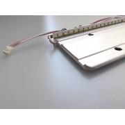 BARRA DE LED MONITOR QNIX UHD3216R REAL 4K USADA