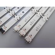 KIT BARRAS DE LED LG 43LH5700 USADA