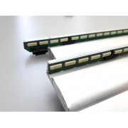 KIT BARRAS DE LED LG 65UF8500 USADA