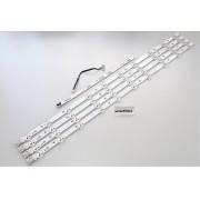 KIT BARRAS DE LED SAMSUNG UN32EH5000G UN32EH5300G USADA