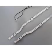 KIT BARRAS DE LED SAMSUNG UN32T4300AG UN32T4300 USADA