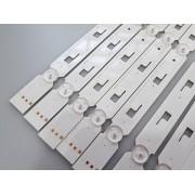 KIT BARRAS DE LED SONY KD-55X7005D 55X7005D USADA