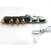 PLACA AV USB HDMI LN52F81BD USADA