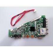 PLACA PRINCIPAL H-BUSTER HBTV-32L07HD HBTV32L07HD USADA