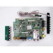 PLACA PRINCIPAL H-BUSTER HBTV-42L05FD 42L05FD USADA
