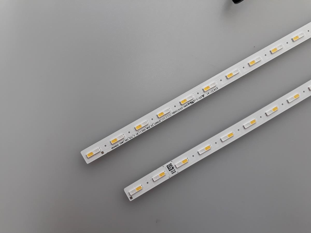 KIT BARRAS DE LED SAMSUNG QN50Q60TAG QN50Q60T USADA
