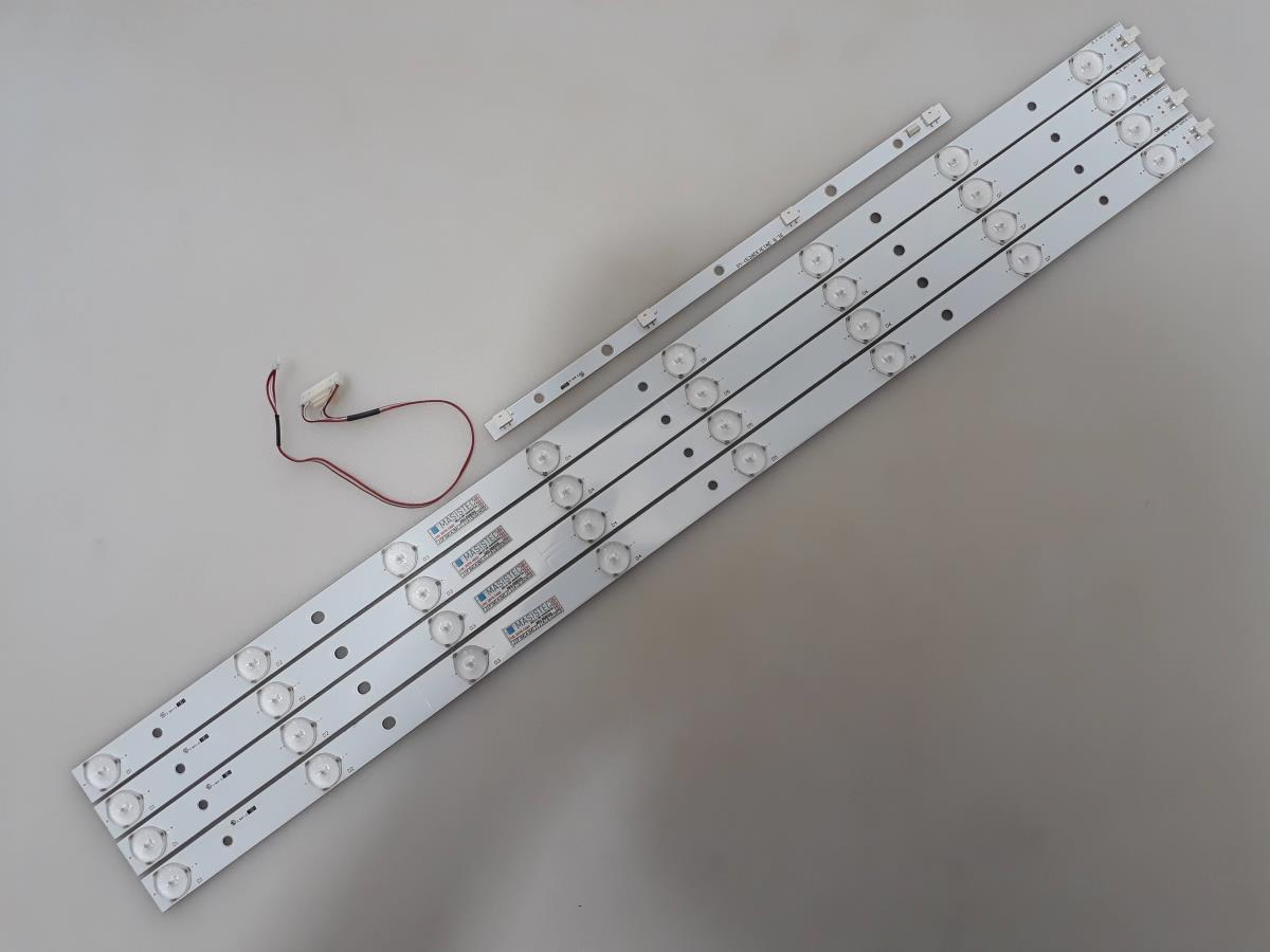 KIT BARRAS DE LED PHILIPS 32PFL3508G 32PFL3508G/78 USADA