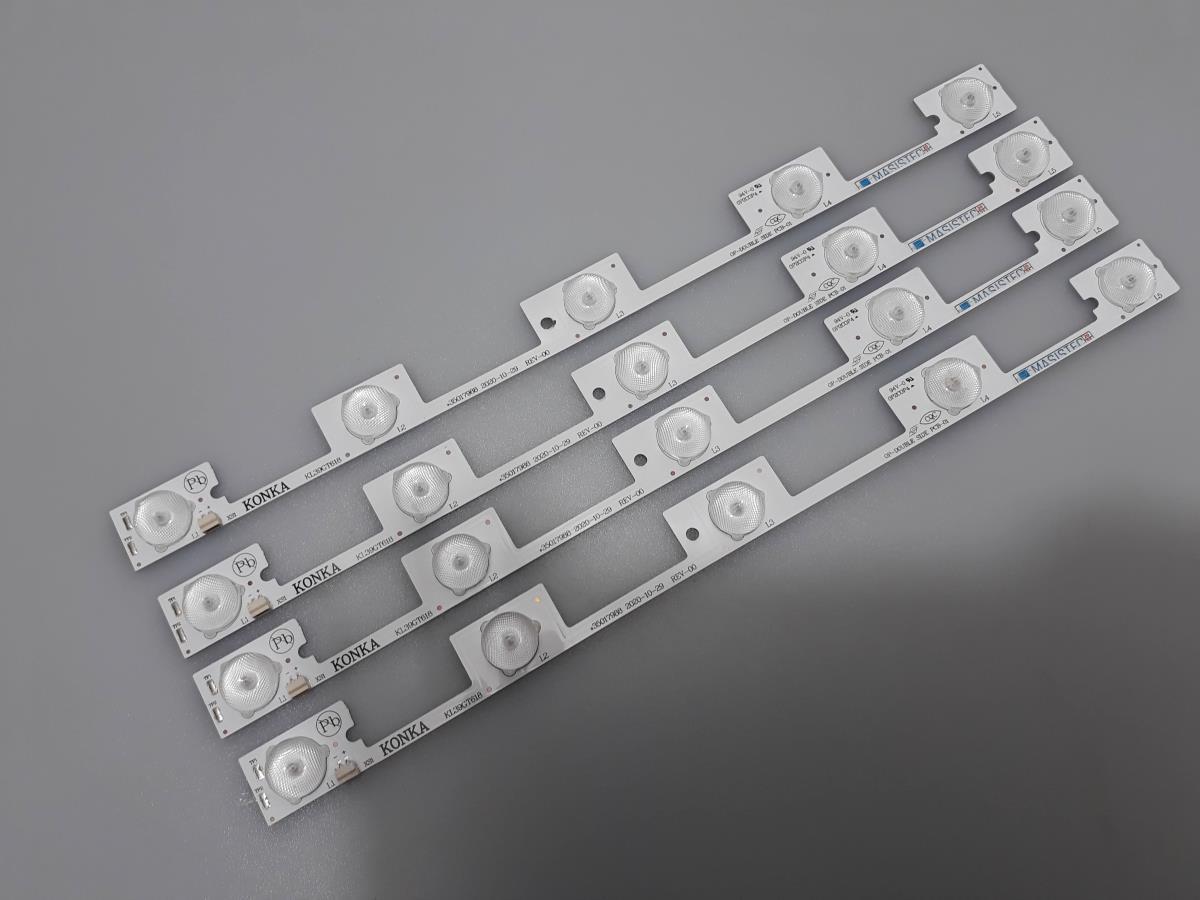 KIT BARRAS DE LED SEMP TOSHIBA DL3945I(A) DL3945IA USADA