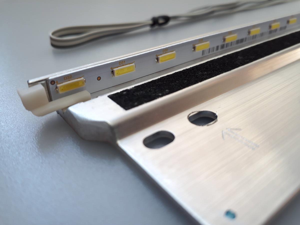 KIT BARRAS DE LED SONY KD-43X705F 43X705F USADA