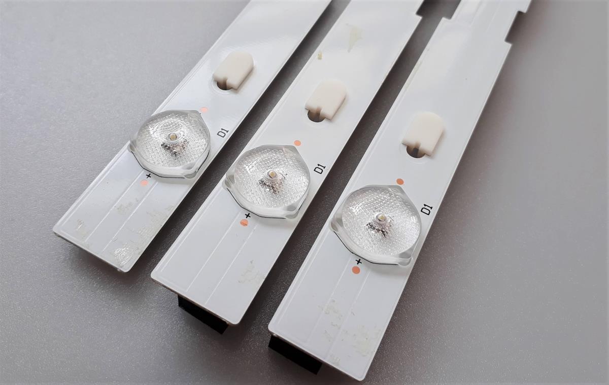 KIT BARRAS DE LED SONY KDL-32R434A  32R434A USADA