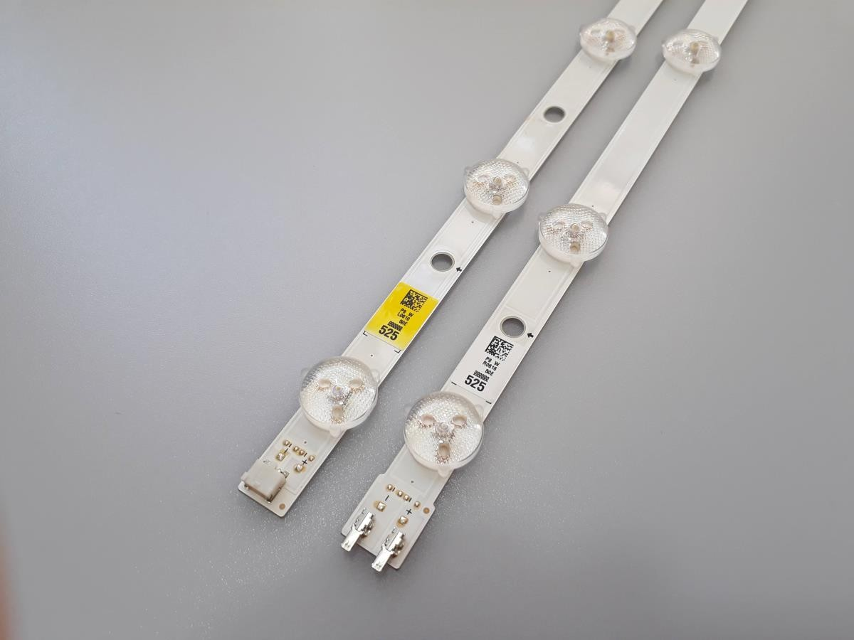 PAR BARRAS DE LED SAMSUNG UN50FH5303G UN50FH5303 USADA