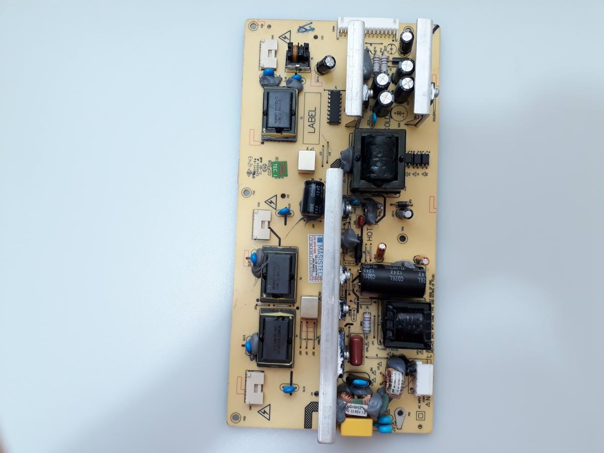 PLACA FONTE H-BUSTER HBTV-29D07HD HBTV29D07HD USADA