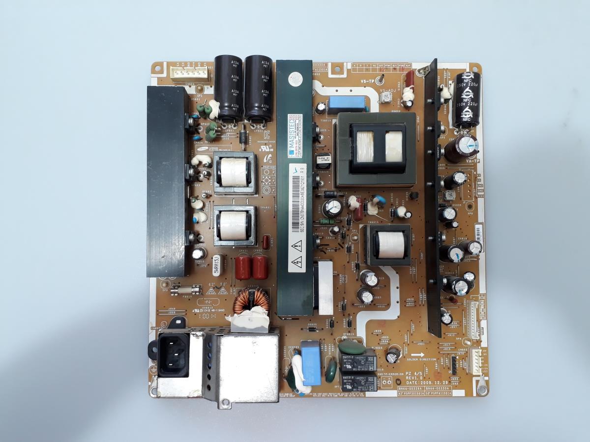 PLACA FONTE SAMSUNG PL50C450B1M PL50C430A1M 00330A USADA