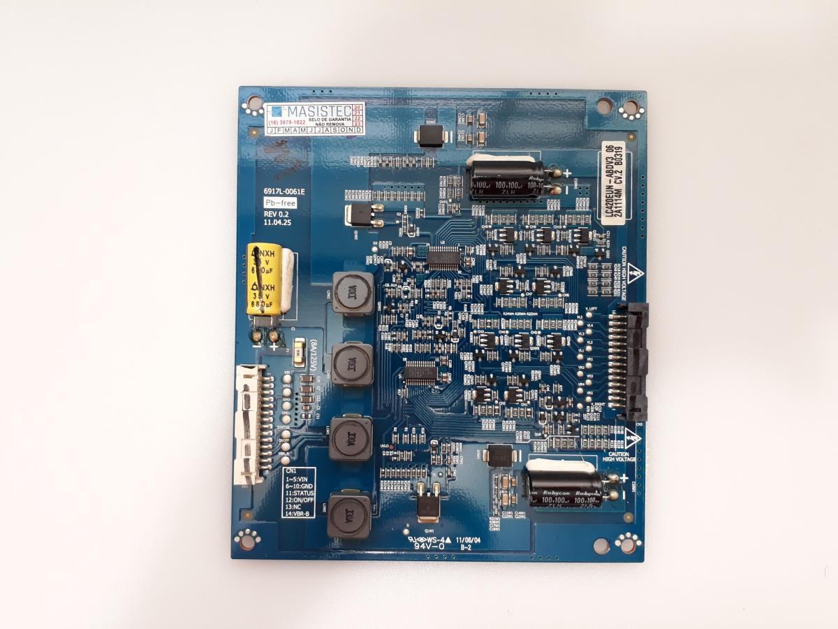 PLACA INVERTER LG 42LV3500 USADA