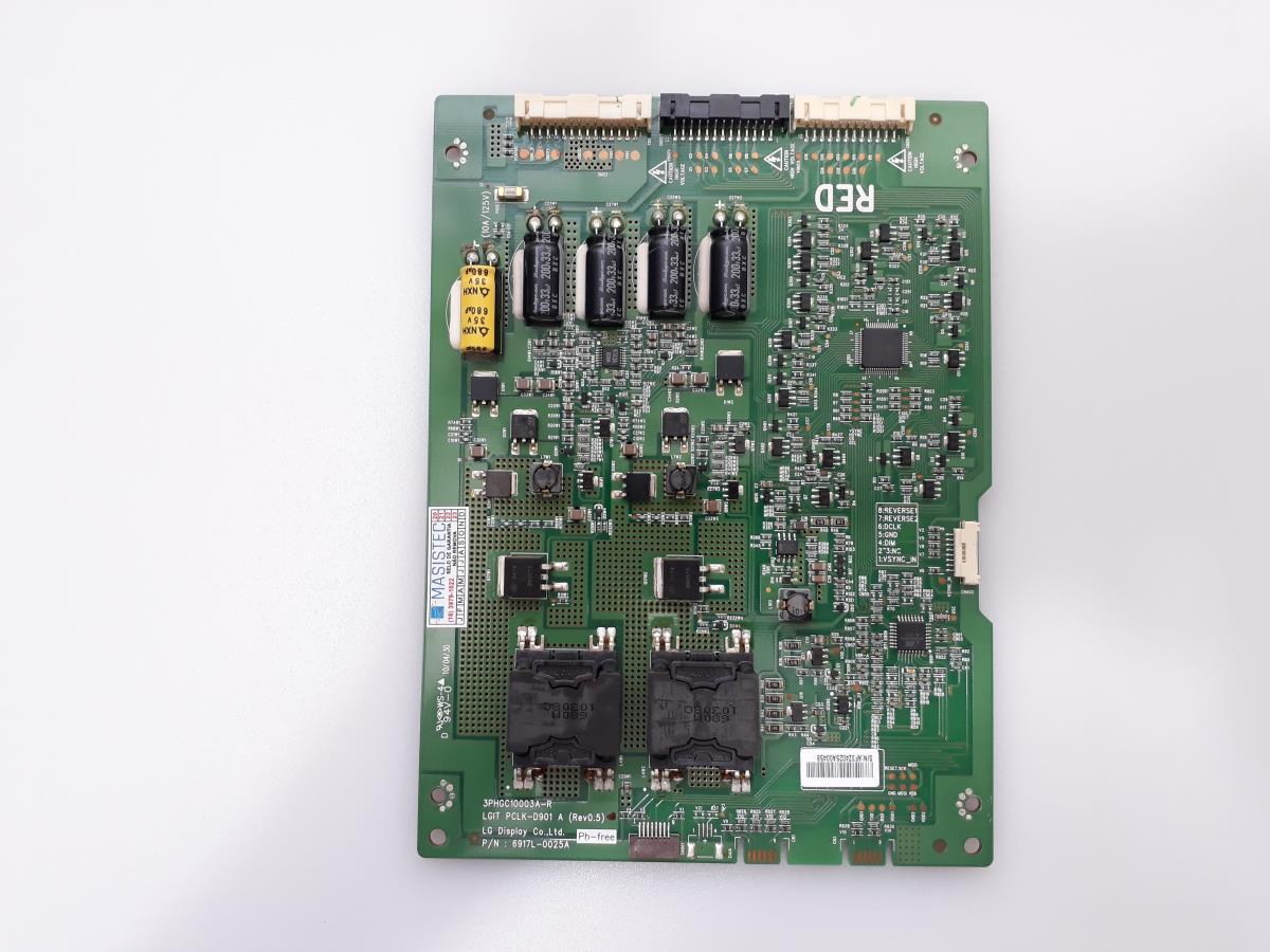 PLACA INVERTER LG 55LX6500 USADA