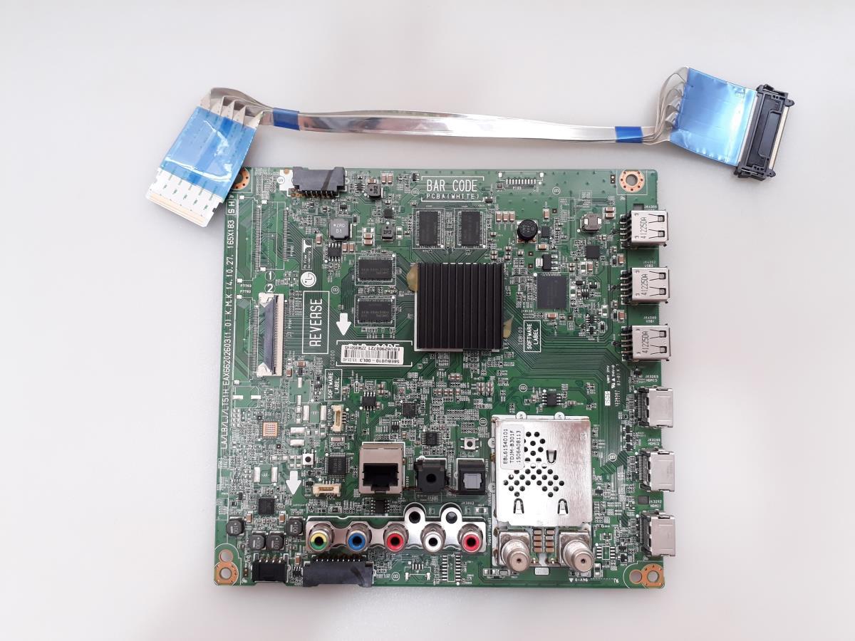 PLACA PRINCIPAL LG 40LF6350 USADA