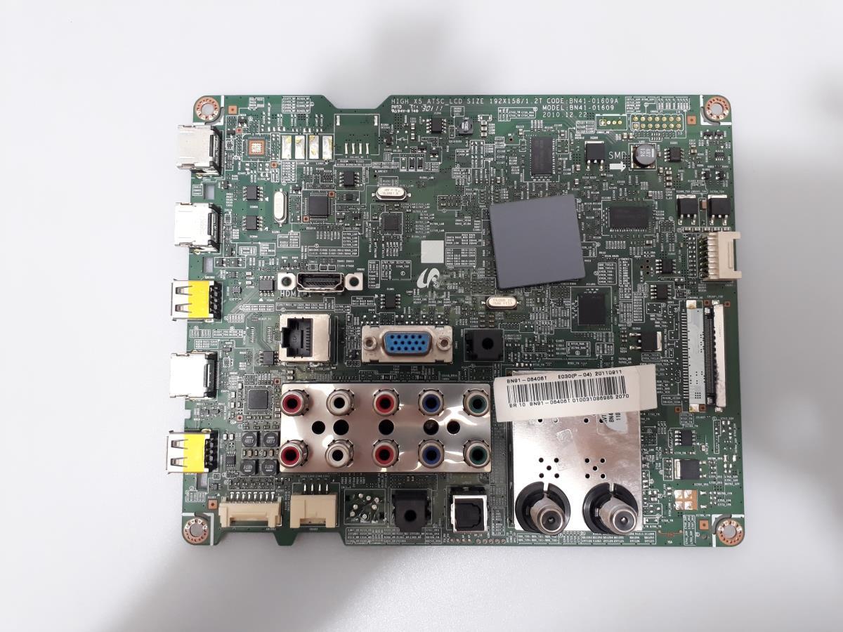 PLACA PRINCIPAL SAMSUNG LN32D550K7G LN32D550 USADA