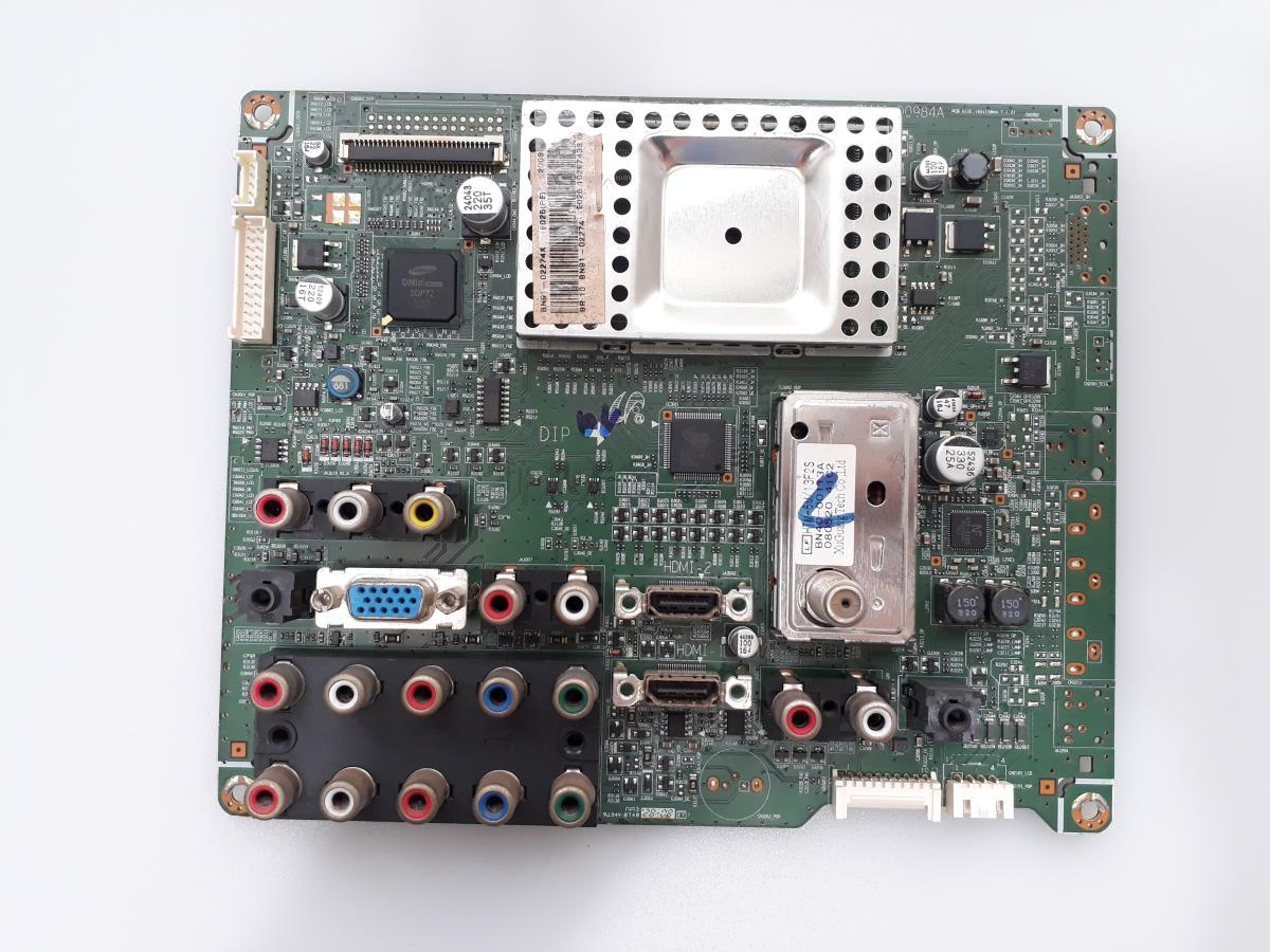 PLACA PRINCIPAL SAMSUNG LN40A330J1 LN40A330 USADA