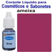 CORANTE LQUIDO PARA SABONETES AMEIXA 10ML