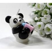 MOLDE SILICONE BABY PANDA