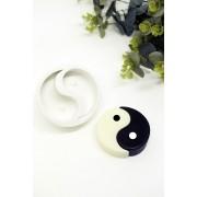 Molde Silicone Feng Shui (Yin Yang)