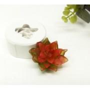 Molde Silicone Mini Suculenta (modelo 1)