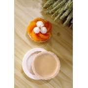 Molde Silicone  Mini Tortinha