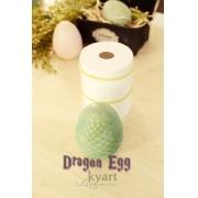Molde silicone Ovo de Dragão