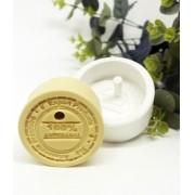 Molde silicone Sabonete 100% Artesanal
